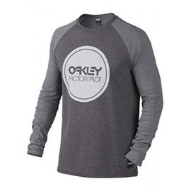 Oakley FP L/S KNIT Jersey Long Sleeve Jet Black