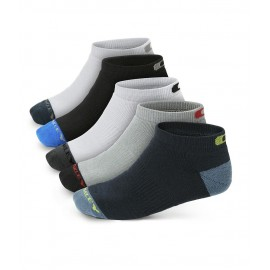 Oakley Performance Basic Low Cut Sock 5 Pack Lection