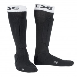 TSG Riot Protection Socks Black