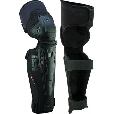 IXS Knee/Shin Guard Signature Series Black