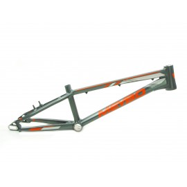 Meybo Holeshot 2019 Frame Matt Grey/Matte Orange/Matte Light Grey