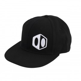 Box Classic Snap fit Hat Black