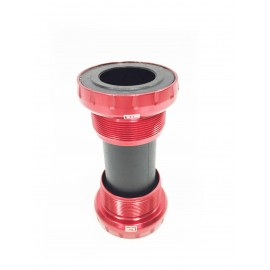 Sd Bottom Bracket For Expert Lite, Pro And Pro Hollow Crank Cnc Red