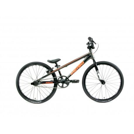 Meybo Holeshot Bike 2016 Grey/Neon Orange/Black