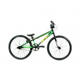 Meybo Holeshot Bike 2016 Matte Black/Neon Yellow/Neon Green