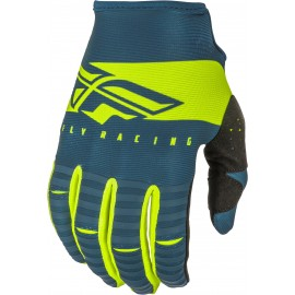 FLY Kinetic Shield 2019 Glove Navy/Hi-Vis