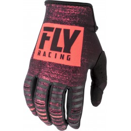 FLY Kinetic Noiz 2019 Glove Neon Red/Black