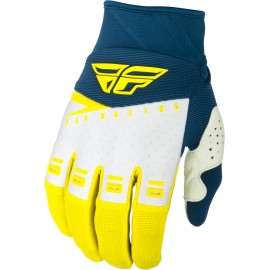 FLY F-16 2019 Glove Yellow/White/Navy