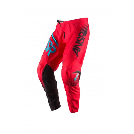 ANSR Syncron Pant 2017 Red/Teal