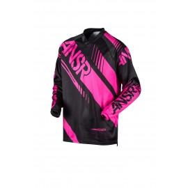 ANSR Syncron Jersey 2017 Black/Pink