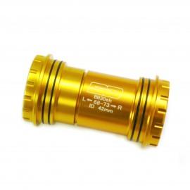 SD Bottom Bracket BB30 conversion to 24mm spindle V2 Gold