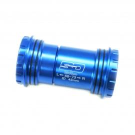 SD Bottom Bracket BB30 conversion to 24mm spindle V2 Blue