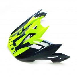FLY Default Dither 2019 Visor Teal/Hi-Vis Yellow