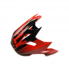FLY Default Dither 2019 Visor Red/Black