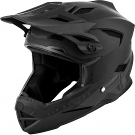 FLY Default Dither 2019 Helmet Black/Grey