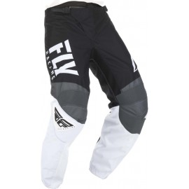 Fly F-16 2019 Pant Black/White/Grey