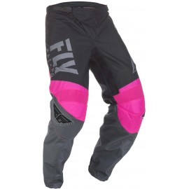 Fly F-16 2019 Pant Neon Pink/Black/Grey