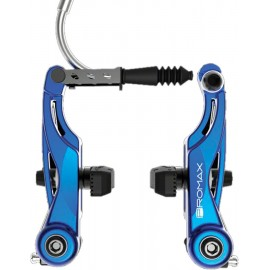 Promax P-1 Linear Pull V- Brakes 85mm Blue