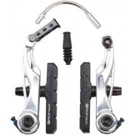Promax P-1 Linear Pull V- Brakes 85mm Silver
