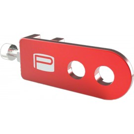 "Promax C-1 Pro Chain Tensioners for 3/8""/10mm Axles Red"