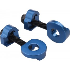 "Promax C-2 Mini Chain Tensioners for 3/8""/10mm Axles Blue"