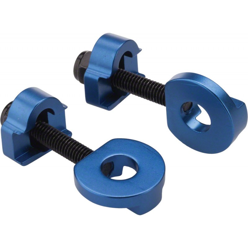 Blue BMX Chain Tensioners 3//8/""