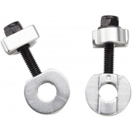 "Promax C-2 Mini Chain Tensioners for 3/8""/10mm Axles Silver"
