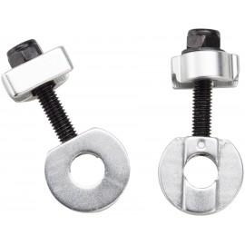 """Promax C-2 Mini Chain Tensioners for 3/8""""/10mm Axles Silver"""