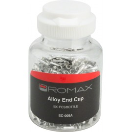 Promax Cable End Cap Alloy 500 Bottle
