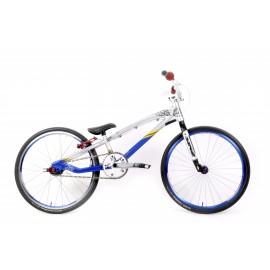 GT Gebruikte Fiets 2012 Junior Silver / Blue