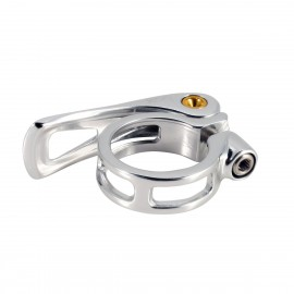Box One Qr Seat Clamp 31.8  Silver
