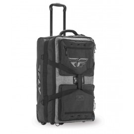 Fly Racing  Tour Roller Bag Black/Grey
