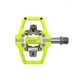 Ht T1 SX Bmx Pedal Neon Yellow