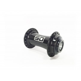 Sd-X Sniper Pro Hub 36H 20Mm Through Axle  Black