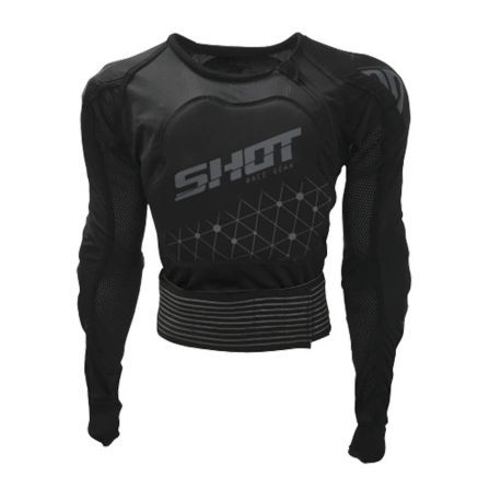 Shot Gilet Airlight Evo Black/Grey
