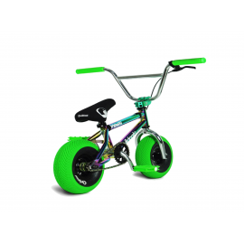 Wildcat Mini BMX 1Pc, With Disc Brake Crank Royal Green
