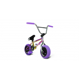 Wildcat Mini BMX 1Pc, With Disc Brake Crank Royal Purple