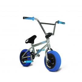 Wildcat Mini BMX 3Pcs Crank Galaxy Blue