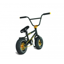Wildcat Mini BMX 1Pc Crank Black Hawk