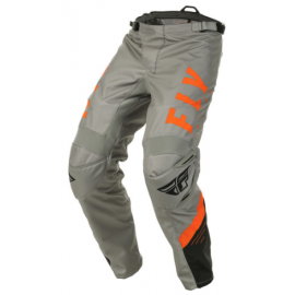 Fly F-16 2020 Pant Grey/Black/Orange