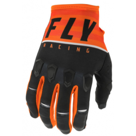 Fly Kinetic K120 2020 Gloves Orange/Black/White