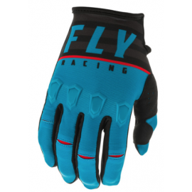 Fly Kinetic K120 2020 Gloves Blue/Black/Red