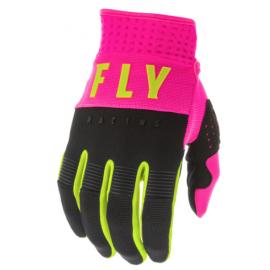 Fly F-16 2020 Gloves Neon Pink/Black/Hi-Vis