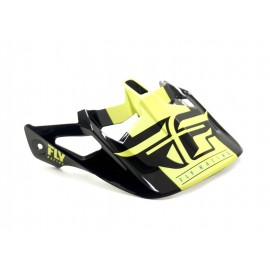 FLY Werx Imprint 2019 Visor Black/Hi-Vis