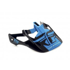 FLY Werx Imprint 2019 Visor Black/Blue