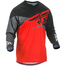 Fly F-16 2019 Jersey Red/Black/Grey