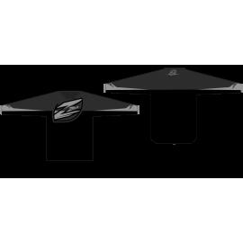 Zulu Race Jersey Black/Grey/Light Grey