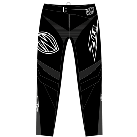 Zulu Pant Black/Grey/White