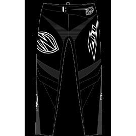 Zulu Pant Black/Grey/White