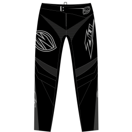 Zulu Pant Black/Grey/Light Grey